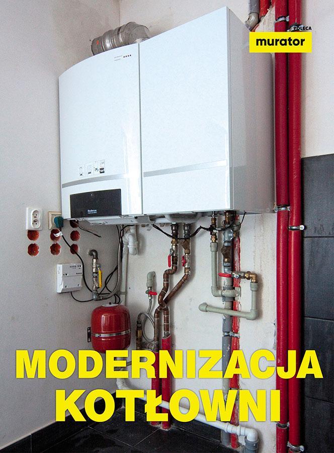 Modernizacja kotłowni