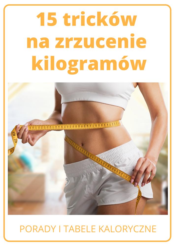 15 tricków na zrzucenie kilogramów