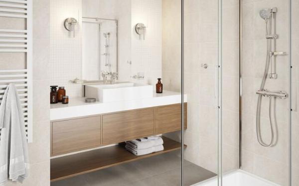 Jak urządzić łazienkę tanio i wygodnie?