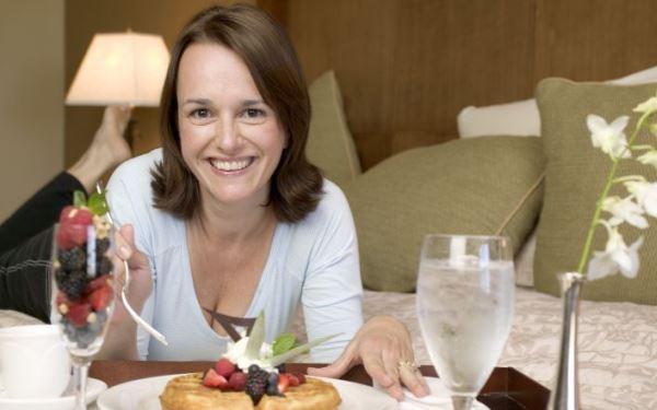 Co jeść w czasie menopauzy, by nie przybierać na wadze