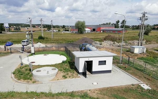 Modernizacja oczyszczalni ścieków w Rydzynie. To możliwe dzięki funduszom europejskim