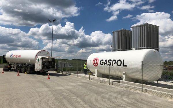 LNG – skroplony gaz ziemny to paliwo przyszłości